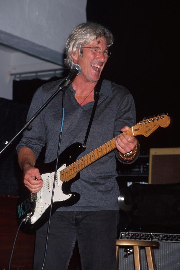 Richard Gere Fabiana
