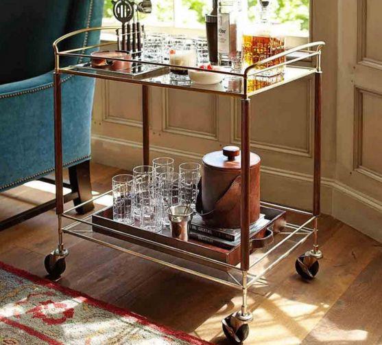 Brady Bar Cart ($534)