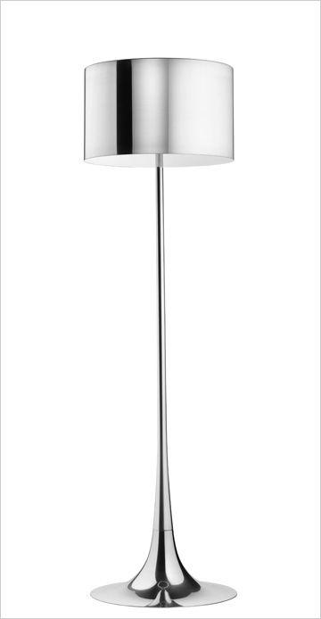 Flos Spun F floor lamp, stander lampe, gulv lampe