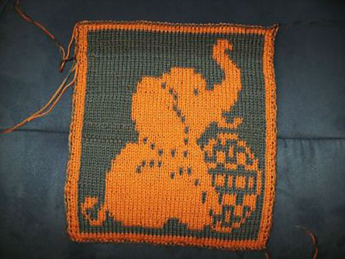 Elephant Washcloth Knitting Pattern : 1000+ images about Knit Dish cloths on Pinterest ...