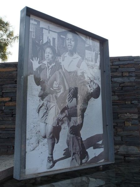 Soweto | One Footprint On The World