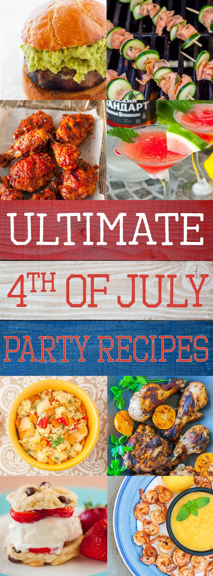 368 best 4th of july cocktails images on pinterest for 4th of july cocktail party recipes