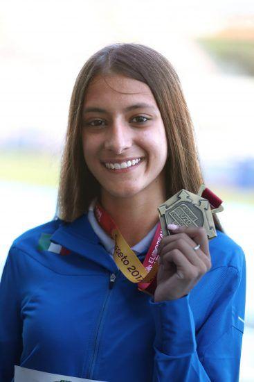 Nadia Battocletti in lizza per la migliore atleta europea del mese ... 050e866eab4