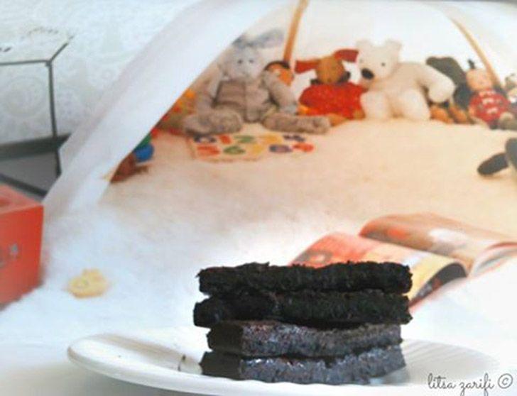 Brownies χωρίς αλεύρι