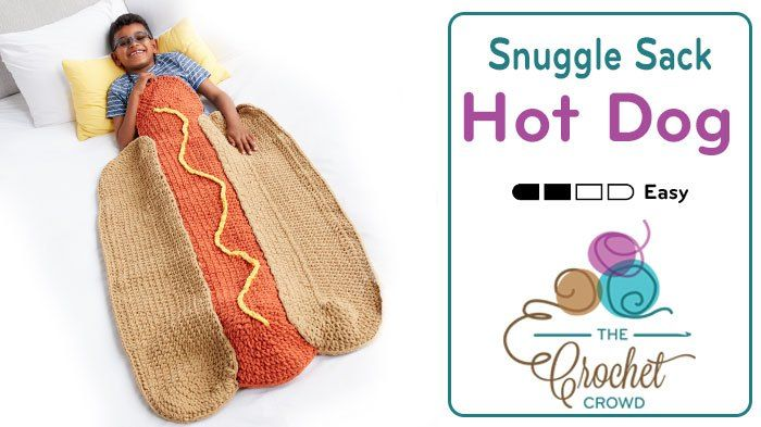 9 best images about Snuggle Sack on Pinterest Hot dogs, Free pattern and Bu...