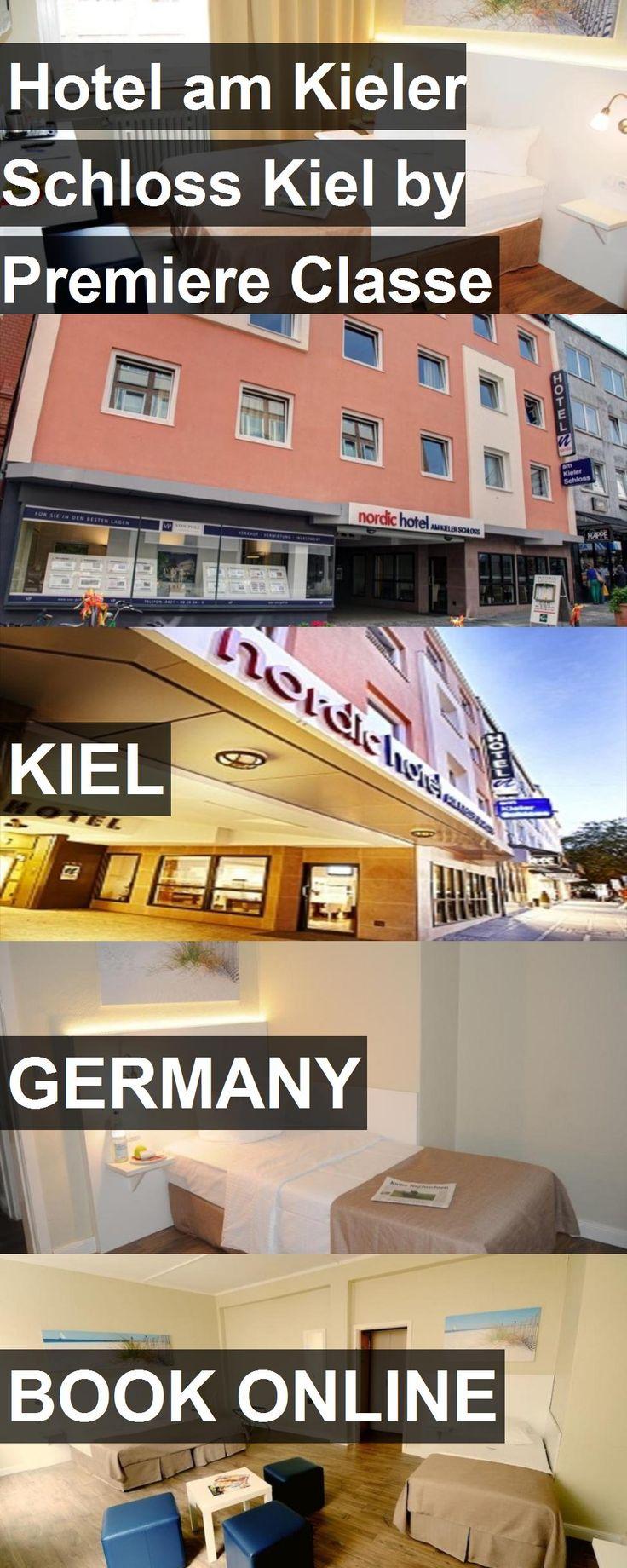 Hotel am Kieler Schloss Kiel by Premiere Classe in Kiel, Germany. For more information, photos, reviews and best prices please follow the link. #Germany #Kiel #travel #vacation #hotel