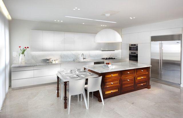 Natural Stone Kitchen Design