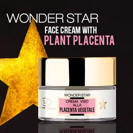 Face Cream with Plant Placenta!