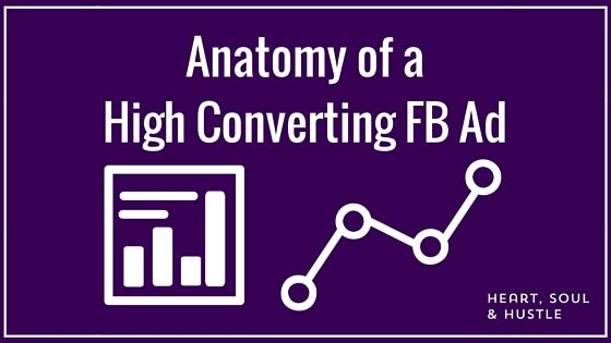 Anatomy of a High Converting FB Ad