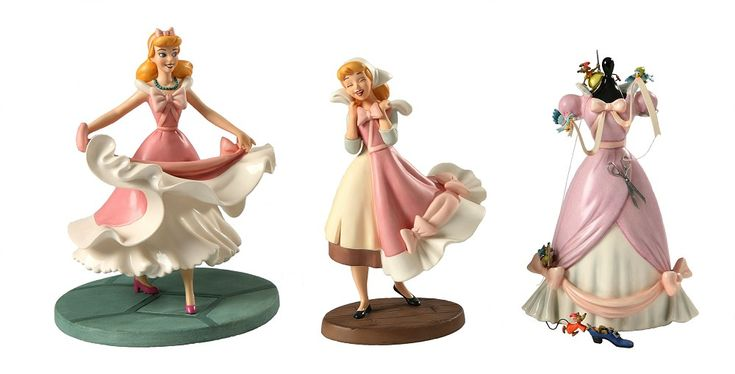 WDCC Disney Classics -Cinderella Isn't it Lovely? Do you like it? -4021811