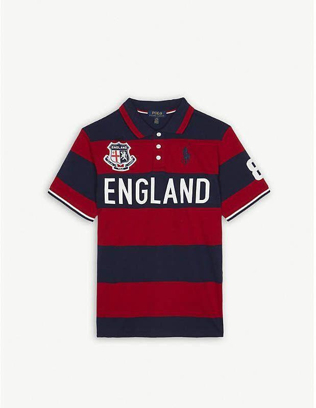 Ralph Lauren Polo Shirts Xlmenst S Cotton England Shirt rdBoxCeW