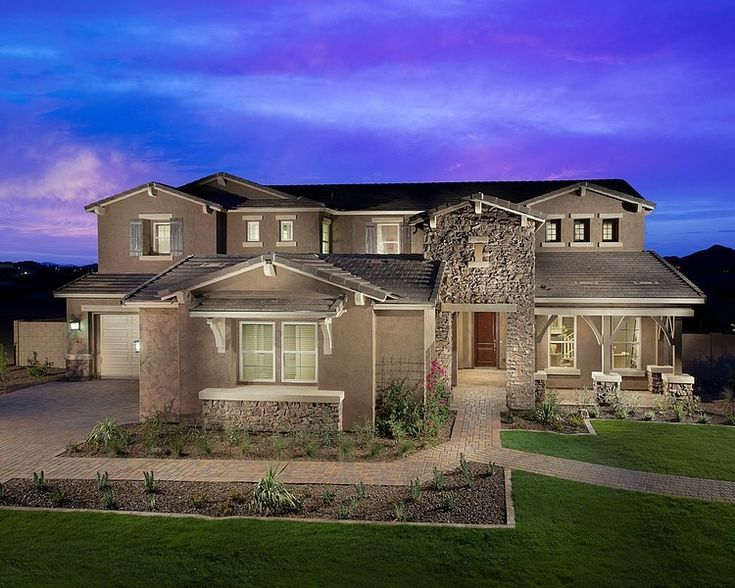 Peoria Residence by Meritage Homes