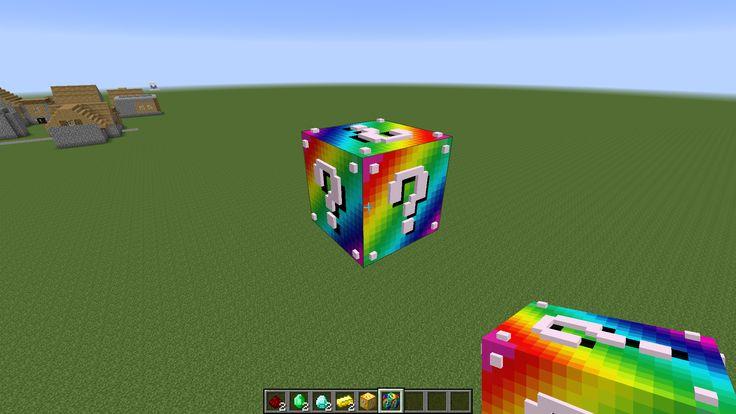 rainbow lucky block mod - Minecraft Mods - Mapping and Modding - Minecraft Forum - Minecraft Forum