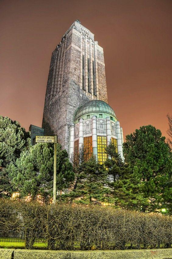 Kallion kirkko Helsingissä
