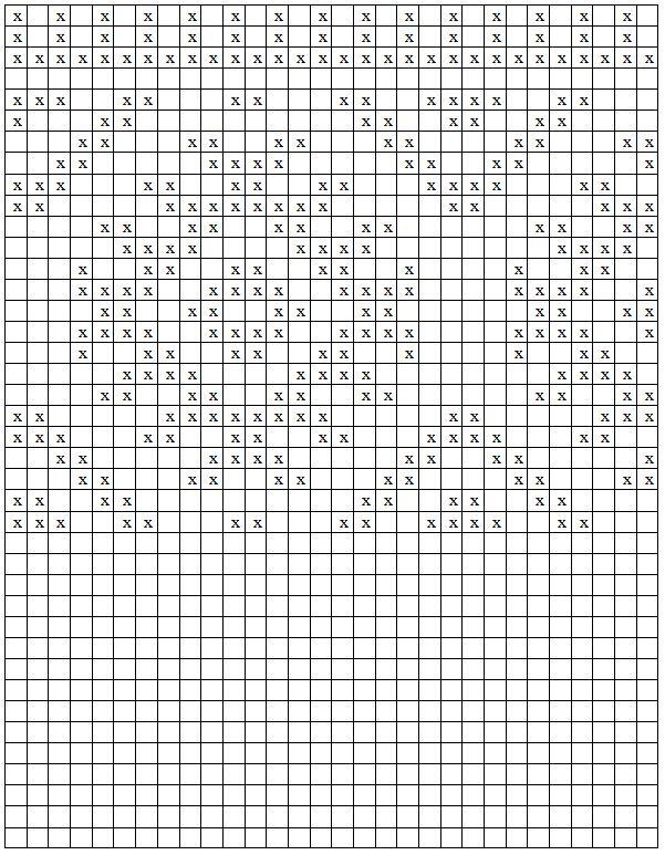 Riešinių raštų schemos | www.rankdarbiai24.lt