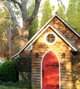 The Chapel At Rose Hill Estate In Aiken Sc Very We Were