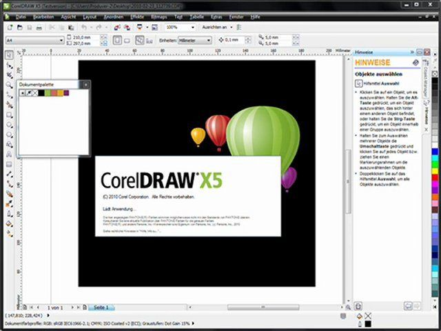 coreldraw essentials x5