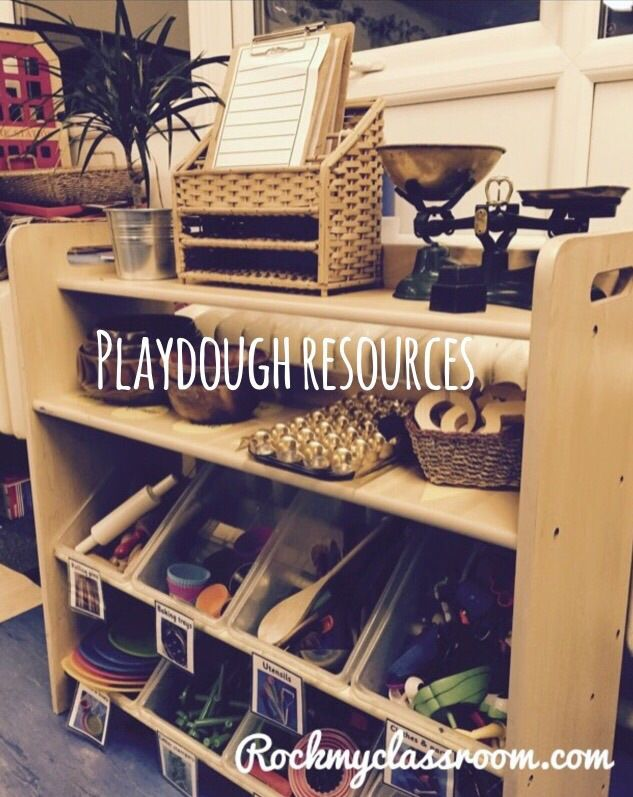 Playdough resources
