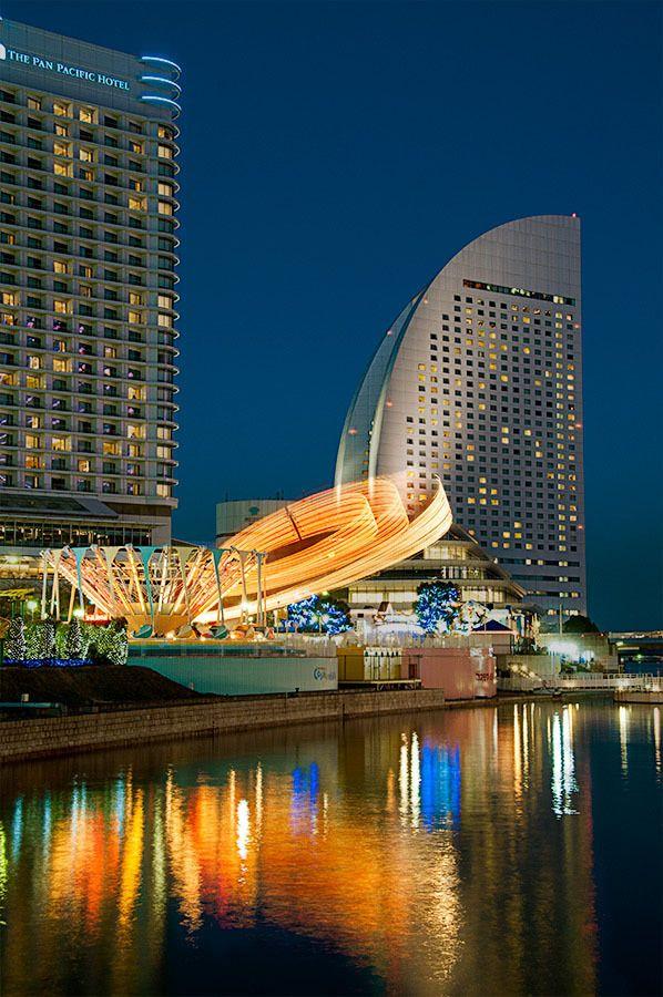 Yokohama swirl #japan #kanagawa