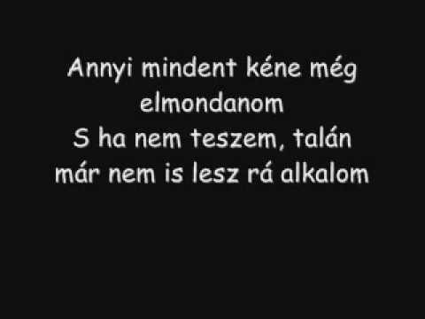 Ismerős Arcok - Nélküled dalszöveg
