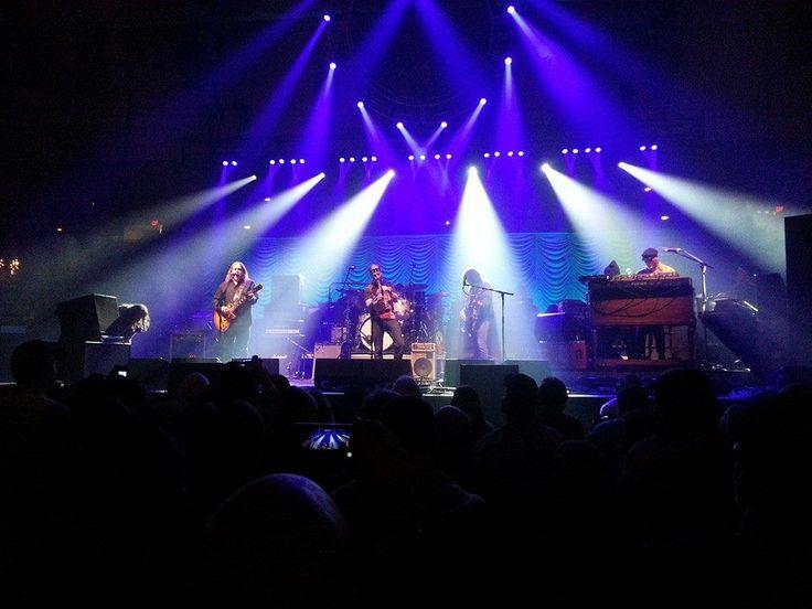 Gov't Mule [12-13-2013] Christmas Jam 25 Night 1, Asheville Civic Center, Asheville, NC »