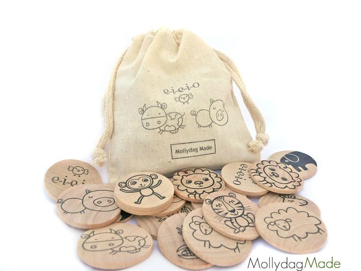 Wooden memory game!