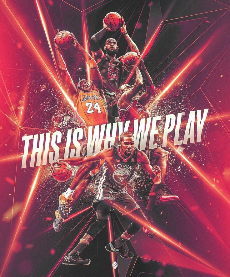 THIS IS WHY WE PLAY  @nba @kevindurant @kingjames @kobebryant @jumpman23 . . . . . . . . . . #nba #nbaart #sportsdesign #sports #basketball #poster #art #illustration #photoshop #graphicdesign #nbamemes #nbaonespn #nbaontnt #ballislife #nbanews #artgallery #digitalart #nbadesign #photomanipulation #thisiswhyweplay #kobe #lebron #durant #kd #blackmamba #mj #jordan #jumpman