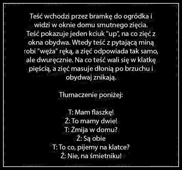 32 najlepsze kawały na poprawę humoru – Demotywatory.pl