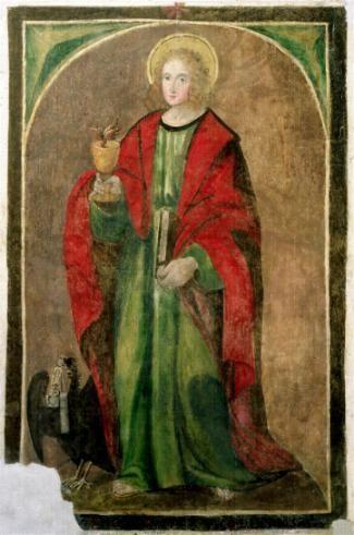 22 S Giovanni di Lorenzo Lega 1652 - Sant S Vito - Nole Canavese TO