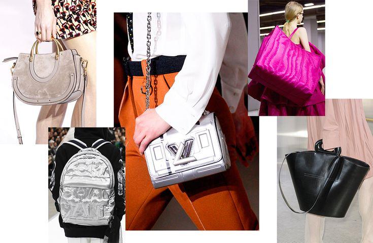 Модные женские сумки 2018 года: тенденции и тр…