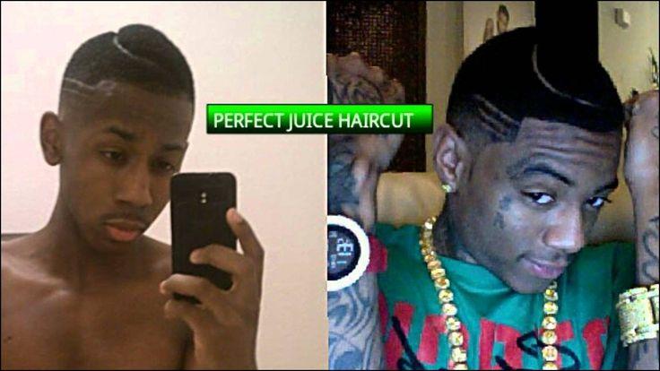 Juice Haircut soulja Boy