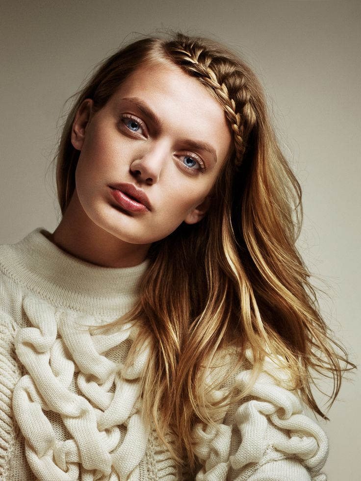 Bregje Heinen / Harper's Bazaar on Behance