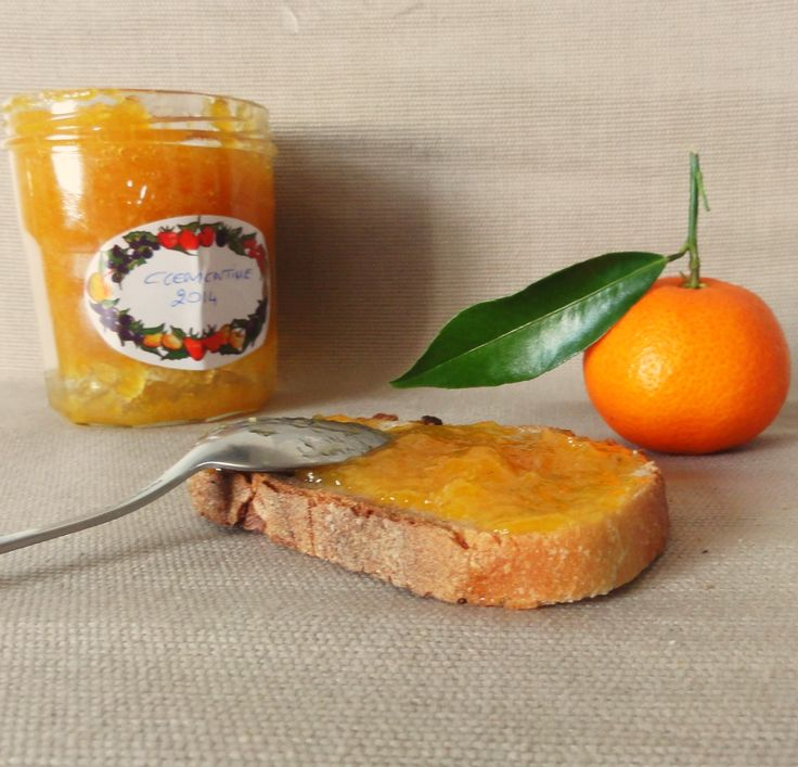 confiture-clementine