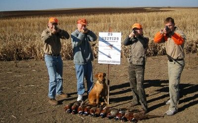 If you are looking for excellent pheasant hunting lodge in South Dakota; Ringnecks Hunting Lodge provides premium quality hunt at the competitive rate. For more info visit at http://www.ringneckshuntinglodge.com/the-hunt/