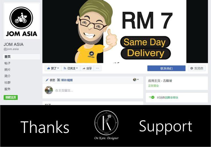 "Check out my @Behance project: ""Jom Asia Facebook Advertising Design"" https://www.behance.net/gallery/57710197/Jom-Asia-Facebook-Advertising-Design"
