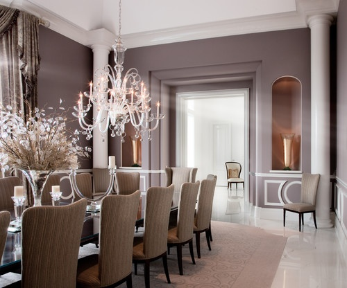 Painting Dining Room Style Stunning Decorating Design