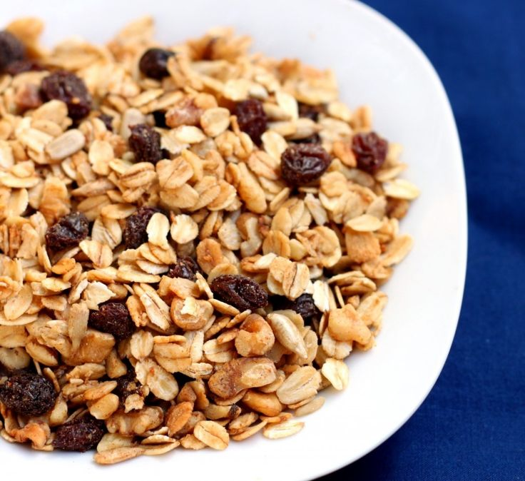 Slow cooker granola 1 cropped