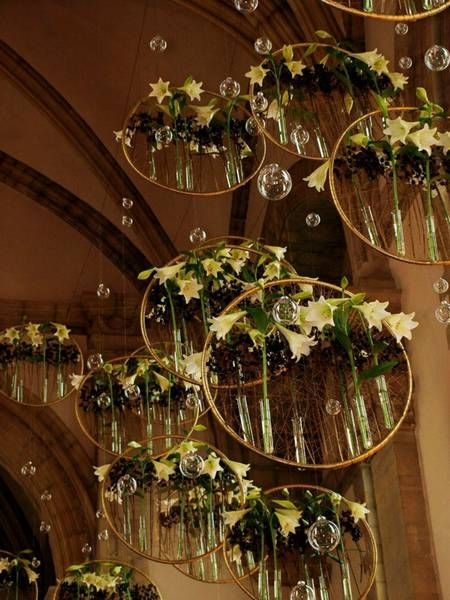 88 Best Chandeliers Of Flowers Images On Pinterest