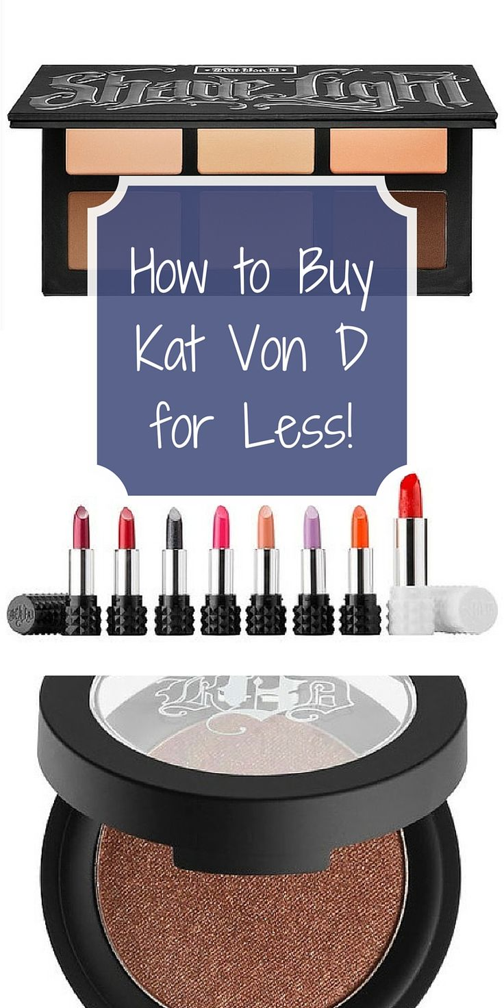Halloween door decorations mummy downloader - Obsessed With Kat Von D Cosmetics But On A Budget Now You Can Shop