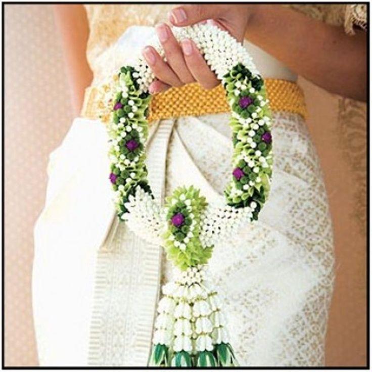 41 best Thai Garland images on Pinterest Flower garlands Thai