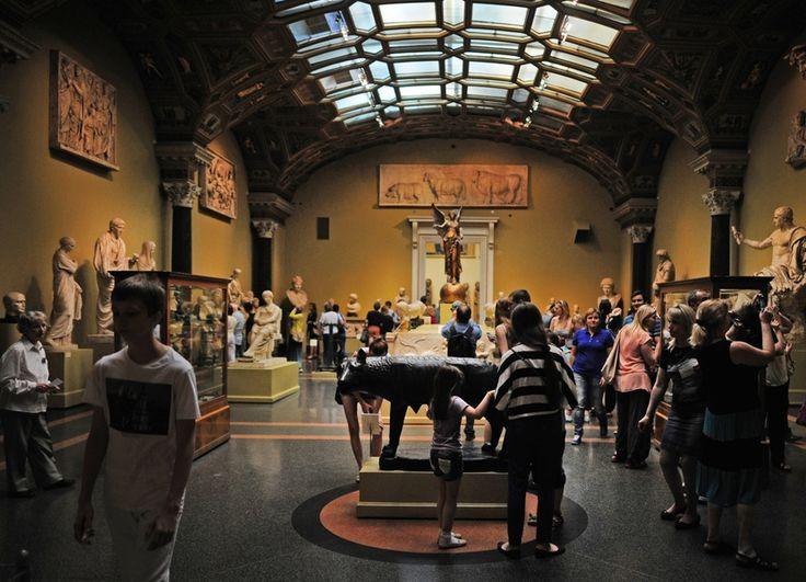 Вход в 80 музеев Москвы станет бесплатным на время зимних каникул Москва 2014
