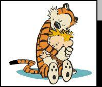 Calvin, petit garçon atteint de TDA/H  www.tdah.be