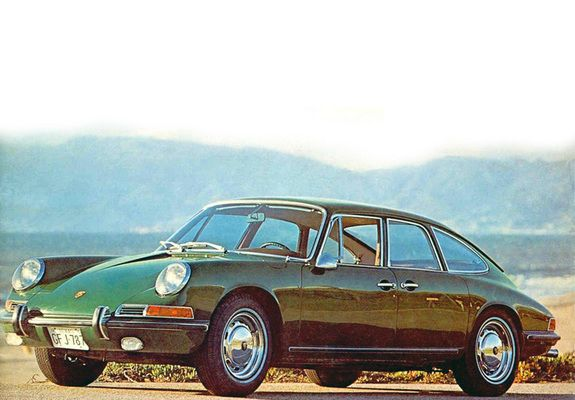 Porsche 911 S 4-door by Troutman 1967