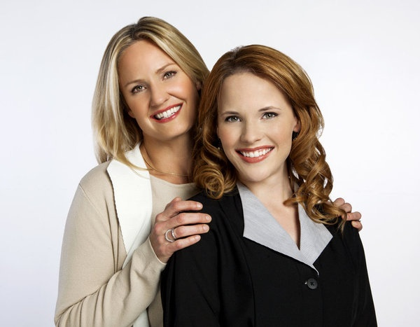 "Sherry Stringfield & Katie Leclerc star in ""Beverly Lewis"" The Confession"" premiering SAT May 11 9p/8C on Hallmark Channel."