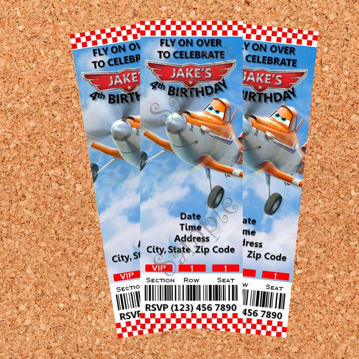 45 best Disney Planes Birthday Party images on Pinterest | Birthday ...