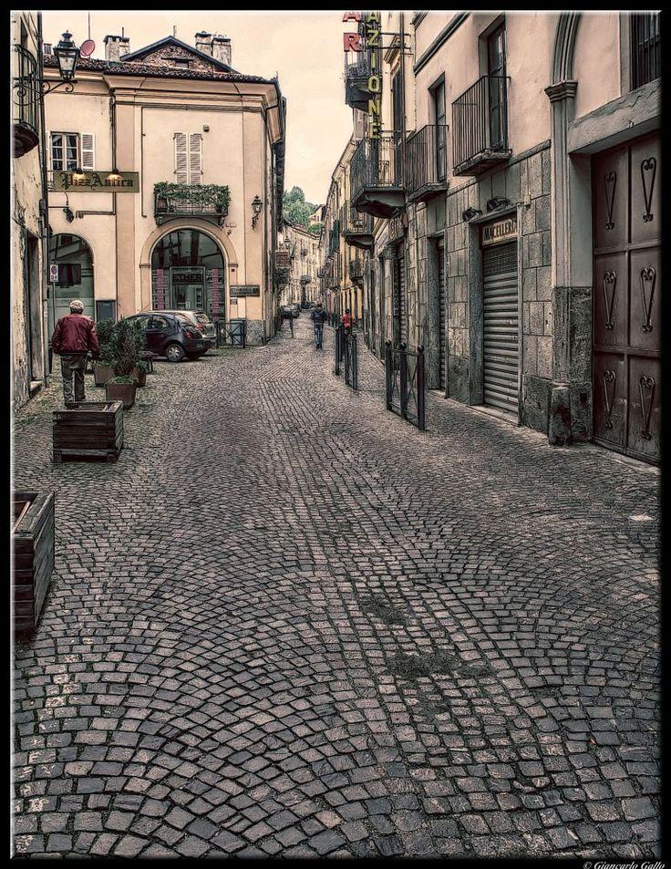 Street by Giancarlo Gallo