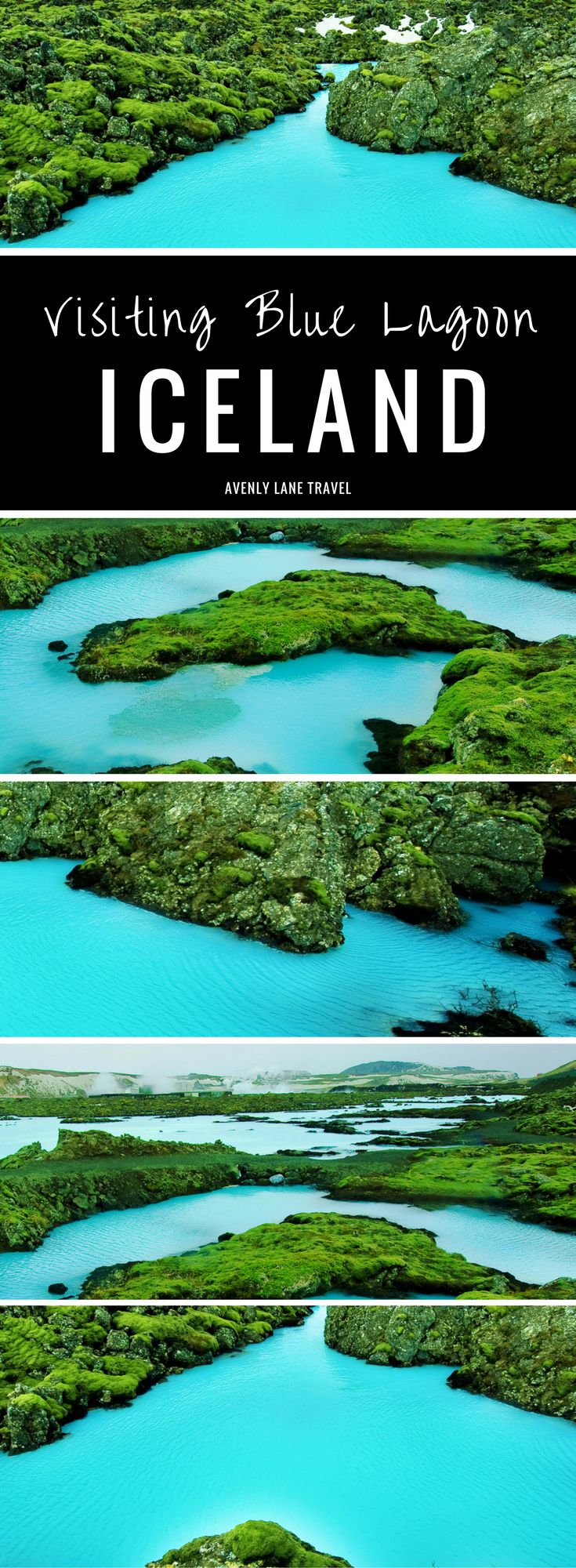 Blue Lagoon in Iceland! One of the top things to see when traveling to Iceland!