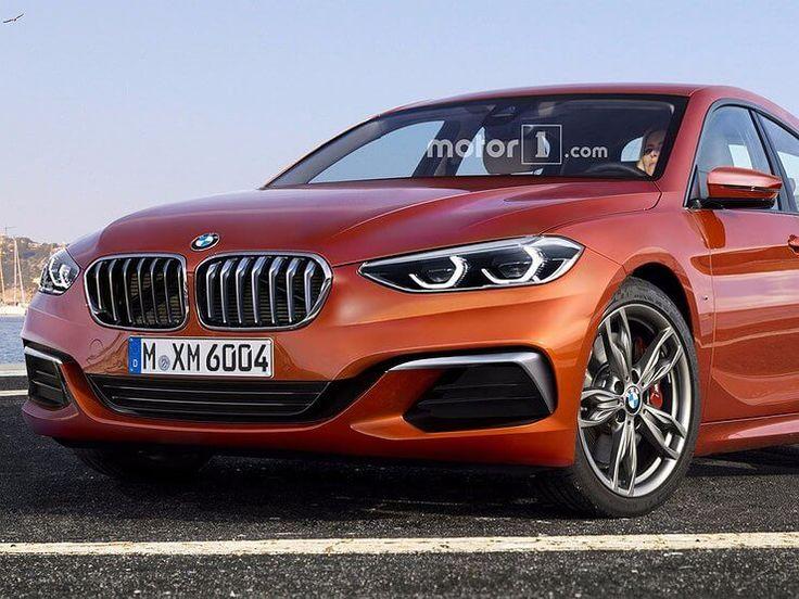 BMW 1-й серии станет переднеприводным