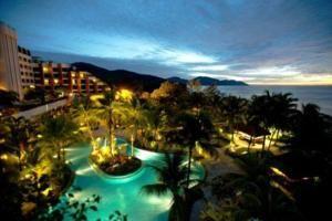 ★★★★★ PARKROYAL Penang Resort, Batu Ferringhi, Malaysia