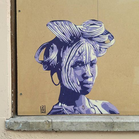 "ZON, ""Tribal"" in Palma, Mallorca, CI, Spain, 2017"